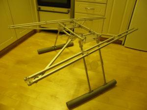 V8 frame
