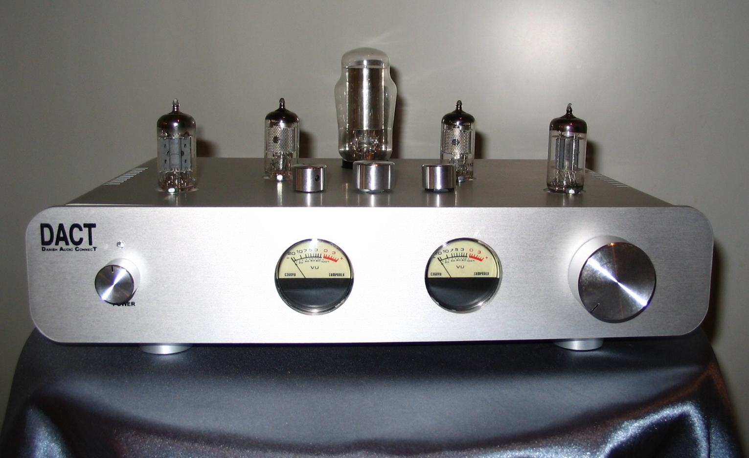 Tube Amplifier, 2005