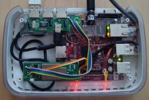 Beagleboard server