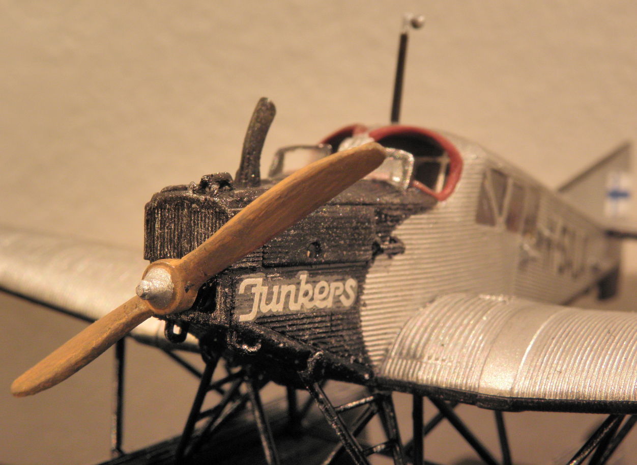 Junkers F-13, 2014