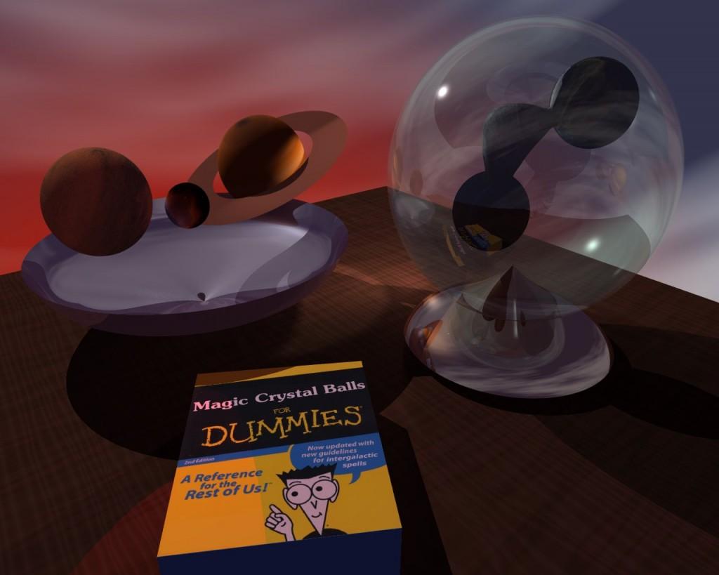 Magic crystal balls for dummies